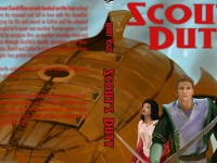 BOOK RELEASE:<br />SCOUT'S DUTY by Henry Vogel